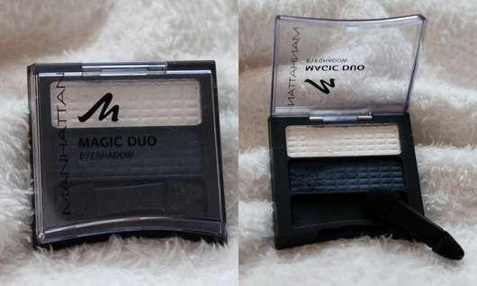 Manhattan Magic Duo Eyeshadow, Farbe: 12N/710 Classic Marine