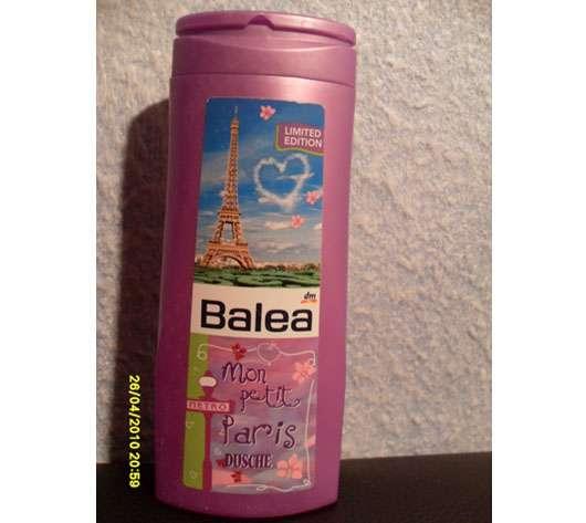 """Balea """"Mon petit Paris"""" Dusche"""