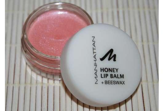 Manhattan Honey Lip Balm + Beeswax, Variante: 31M Light Apricot