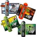Gewinne 3 x 1 Cliff Energiepaket zum Duschen