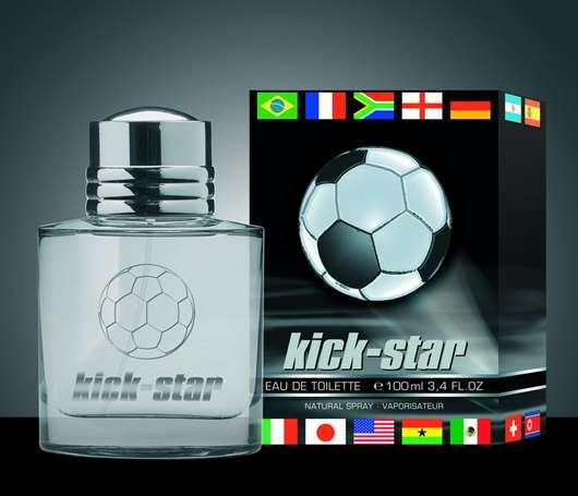 kick star – ab April exklusiv bei Douglas