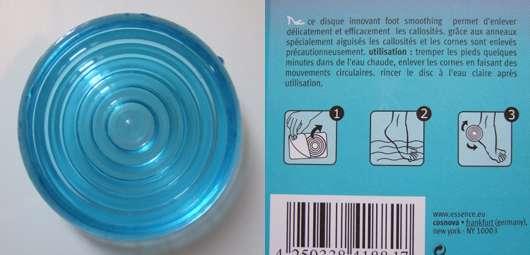 essence show your feet Hornhautentferner Disc