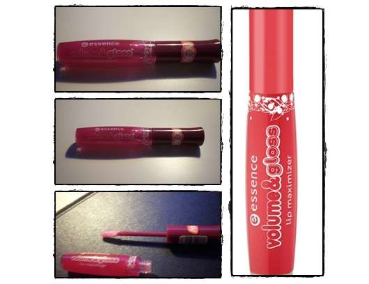 essence Volume & Shine lip maximizer, Farbe 003 air kiss
