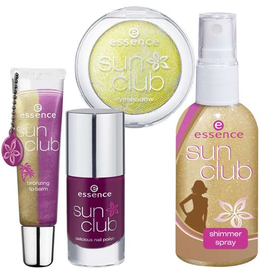 "essence sun club trend edition ""sun delicious"""