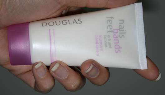 Douglas nails hands feet rich and famous intensive hand cream