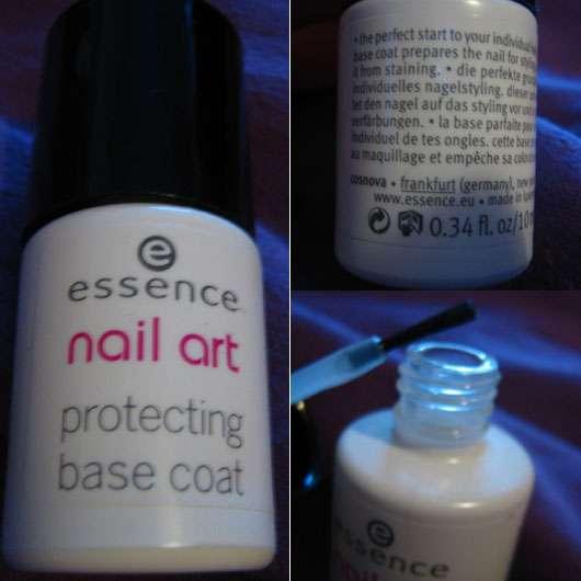 essence Nail Art Protecting Base Coat