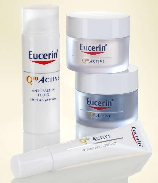 Eucerin® Q10 ACTIVE Anti-Falten Pflege