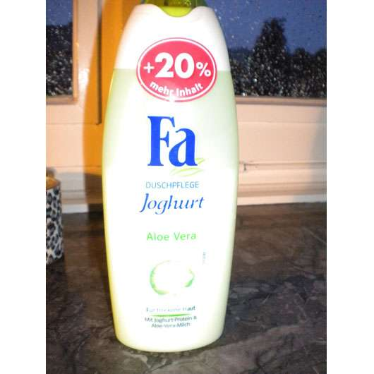 Fa Duschpflege Joghurt Aloe Vera (für trockene Haut)