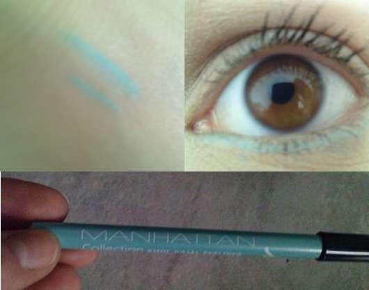 Manhattan Collection Kohl Kajal Eyeliner, Farbe: Crystal Mint