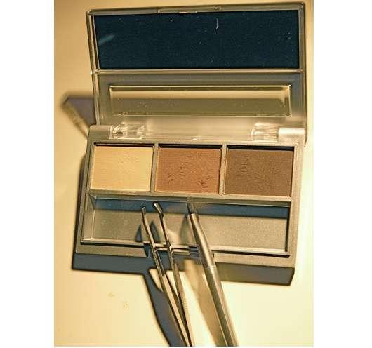 p2 Architect Your Beauty trio eyebrow powder kit