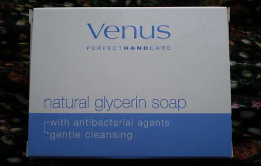 Venus Natural Glycerin Soap (antibakteriell)