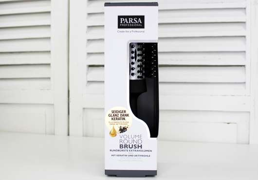 PARSA PROFESSIONAL Volume Round Brush 200-2