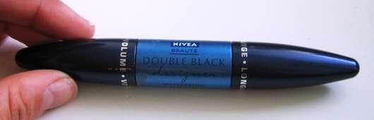 Nivea Double Black Designer waterproof – die Wimperntusche für Länge und Fülle