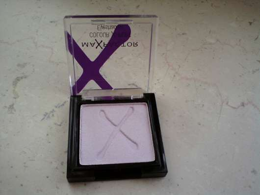 Max Factor Colour X-Pert Eyeshadow, Farbe: Soft Lilac 5