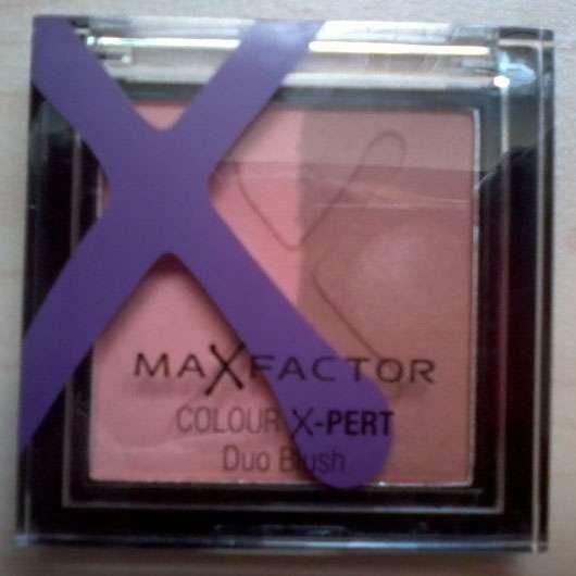 Max Factor Colour X-Pert Duo Blush, Farbe: Apple Cheeks