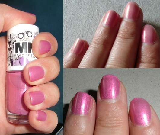 MNY Nagellack, Farbe: 107A aus der I'm a Sweetheart LE
