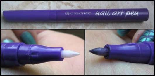 essence nail art pen, Farbe: deep purple