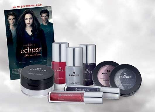 essence Make-up-Collection zur Twilight Saga: ECLIPSE – Bis(s) zum Abendrot
