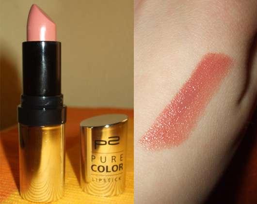 p2 Pure Color Lipstick, Farbe: 030 Park Street