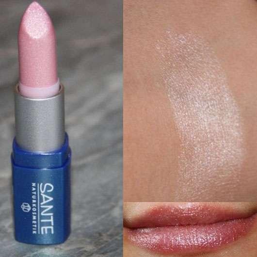 SANTE Pure Colors of Nature Lipstick No. 16