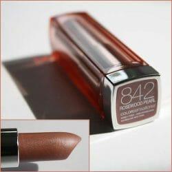 Produktbild zu Maybelline New York Color Sensational Lipstick – Farbe: 842 Rosewood Pearl