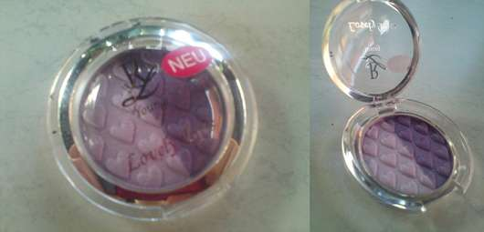 Rival de Loop Young Lovely Eyes Eyeshadow Duo, Farbe: 07 blossom flavour