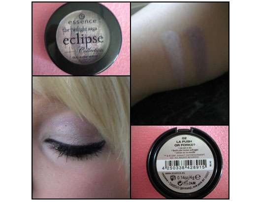 essence eclipse collection eyeshadow, Farbe: 02 La Push or Forks?