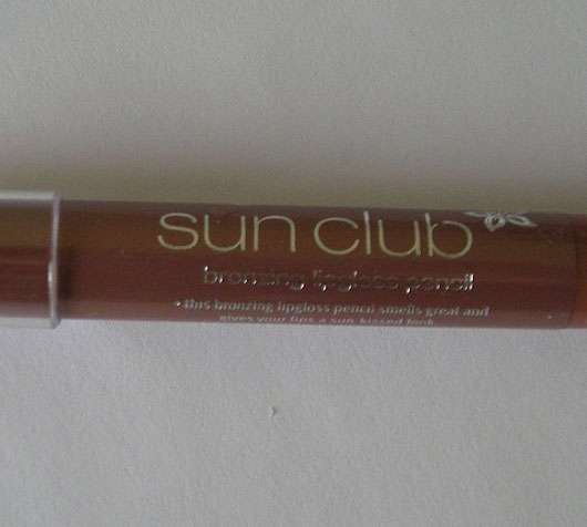 essence sun delicious bronzing lipgloss pencil, Farbe: chocolate sundae