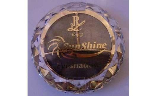 "Rival de Loop Young LE ""SunShine"" Lidschatten, Farbe: 02 Golden Tan"