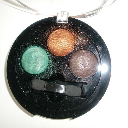 """essence """"Return to Paradise"""" Lidschatten Palette, Farbe: 02 Palm Tree Party"""