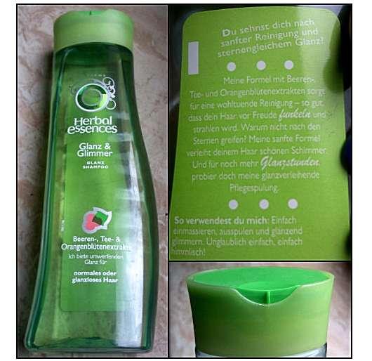 Herbal Essences Glanz & Glimmer Glanz Shampoo