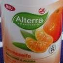 Alterra Cremeseife Mandarine & Jojoba – fruchtige Seife für die Hände
