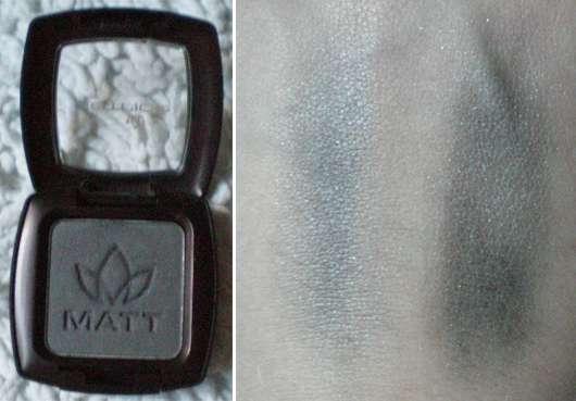 Catrice Soft Eye Shadow Mono Velvet Matt, Farbe: 030 Grey Stone