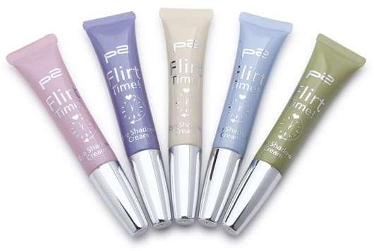 p2 cosmetics trendige Herbst-Neuheiten für die Augen