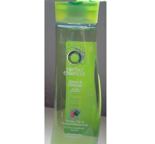 Herbal Essences Glanz & Glimmer Glanz Shampoo (für normales oder glanzloses Haar)