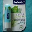"""Labello pure & natural """"mint & mineral"""""""