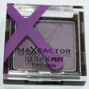 Max Factor Colour X-Pert Eyeshadow, Farbe: Velvet Violet