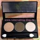 Nyx Trio Eyeshadow, Farbe: Dune