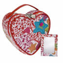 Oilily Fancy Cosmetic Bag Heart