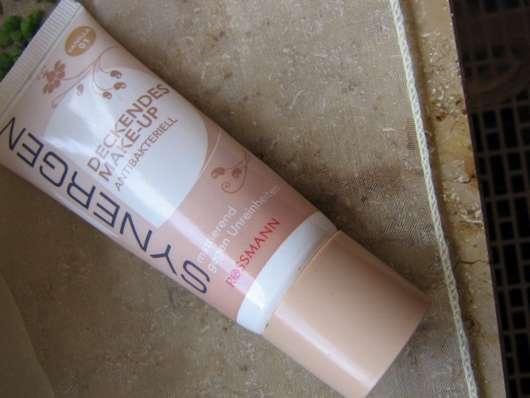 Synergen deckendes Make-up Antibakteriell, Nuance:01 Vanilla