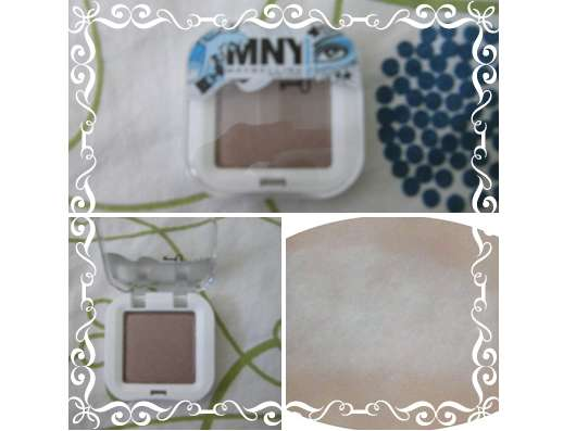 "MNY Eyeshadow, Farbnr.: 602A (aus der ""Basic is chic"" LE)"