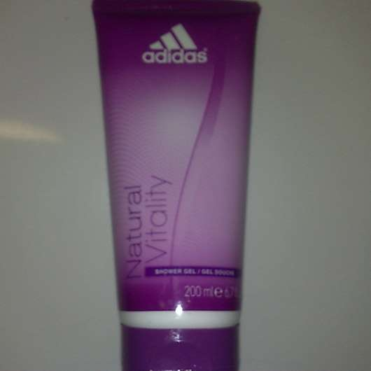 <strong>adidas</strong> Natural Vitality Shower Gel