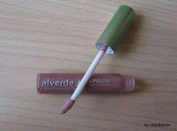 Produktbild zu alverde Naturkosmetik Lipgloss – Farbe: 11 Shiny Terra