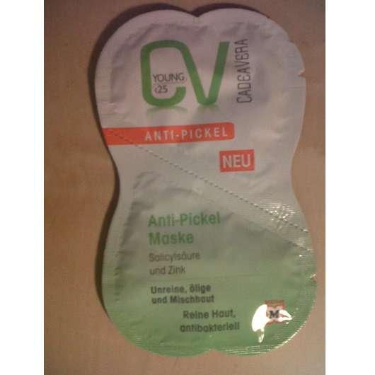 CadeaVera Young Anti-Pickel Maske (für unreine, ölige und Mischaut)