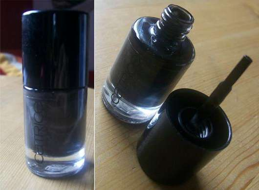 Catrice Ultimate Nail Lacquer, Farbe: 320 Back to Black