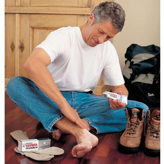 Fußpflegetipps für Wanderfreunde