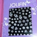 Jolifin Sparkling Crystal Nail-Sticker