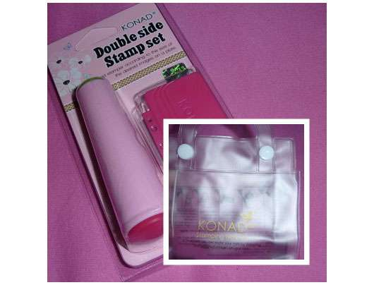 Konad Double Side Stamp Set (2-Way Stempel-Set)