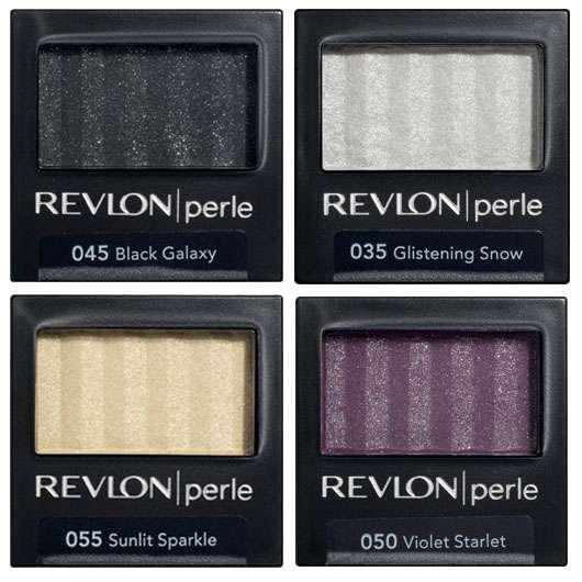 Revlon Luxurious™ Color Eyeshadows Satin und Perle