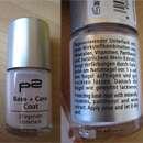 p2 Base + Care Coat pflegender Unterlack